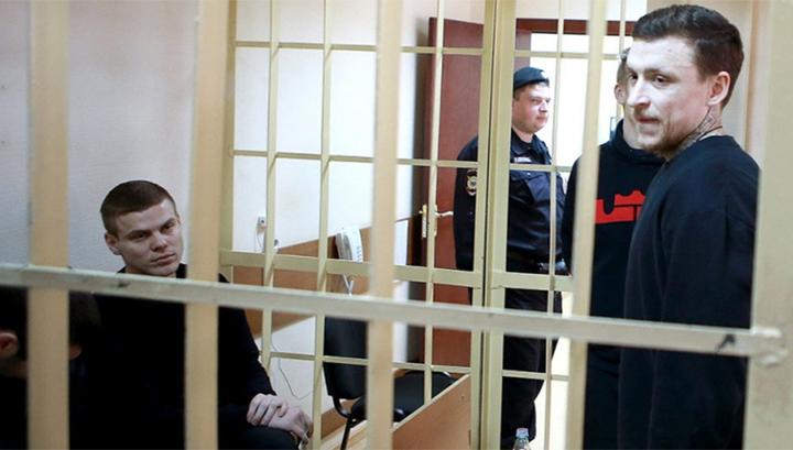 """Мамаев и Кокорин в белгородской колонии попали в """"блатной"""" отряд"""