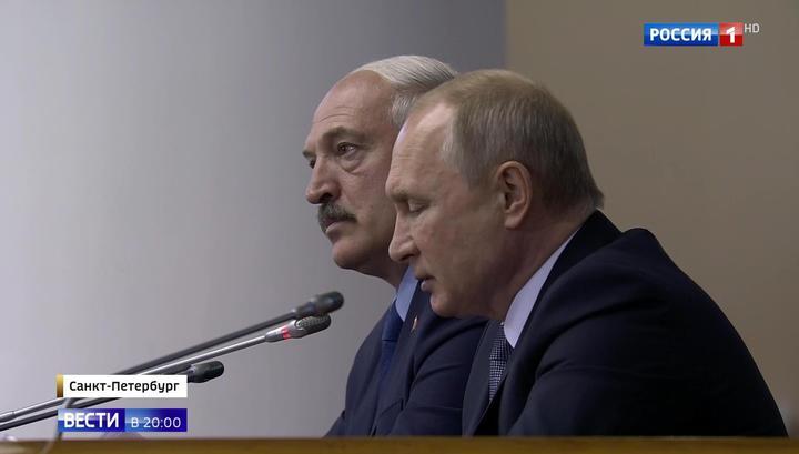 Стратегия интеграции и сближения Минска с Москвой: Путин и Лукашенко готовы к новым решениям