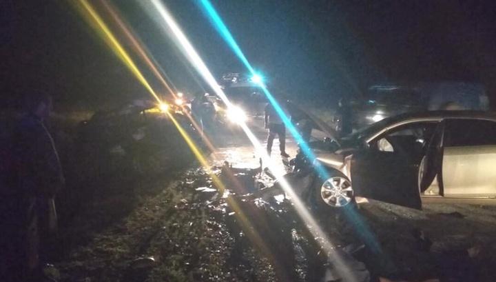 Трое детей и четверо взрослых погибли в страшном ДТП в Тыве