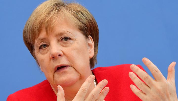 Меркель рассказала о беспокойстве, здоровье и снижении рейтинга