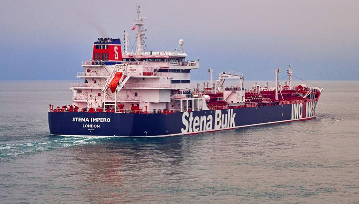 Танкерные войны: на борту задержанного Ираном судна есть трое россиян