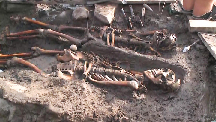 Долина царей в Саянских горах: какие сокровища обнаружили археологи
