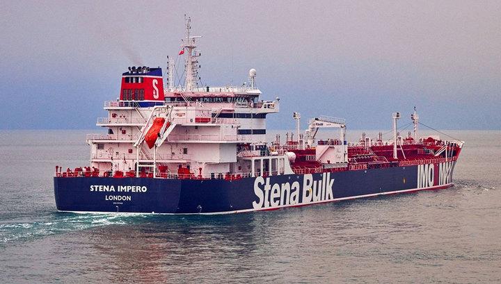 Иранские власти: британский танкер задержан после столкновения с рыбаками