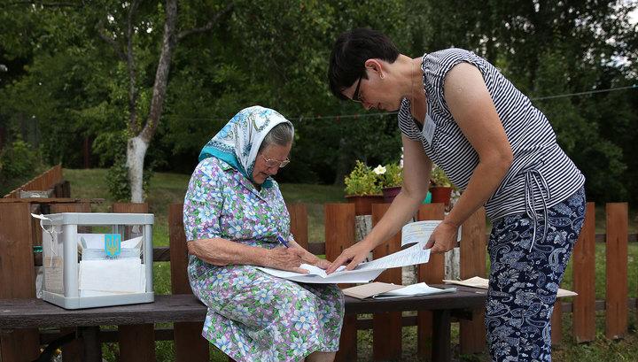 Во главе Украины могут оказаться два артиста