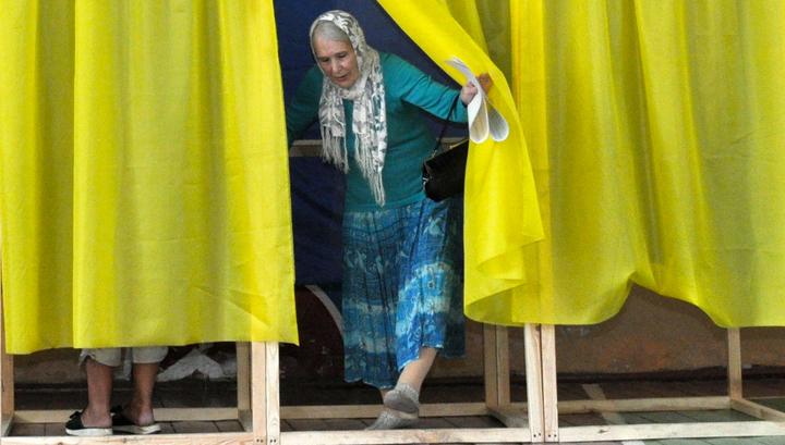 Выборы на Украине: в Раде впервые в истории может появиться однопартийное большинство