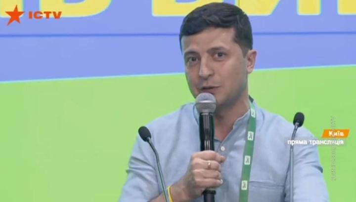 Президент Украины намерен создать государственный пропагандистский канал на русском языке