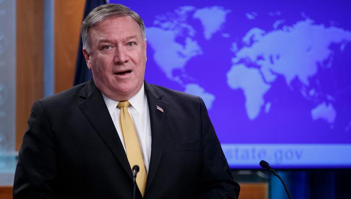 Помпео: США выстраивают коалицию для патрулирования Ормузского пролива