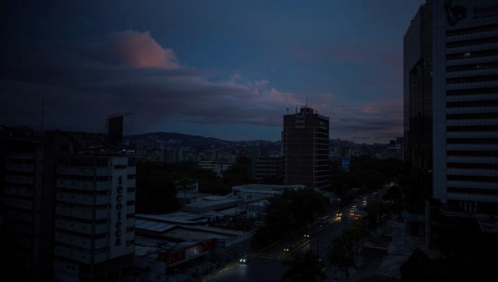 Венесуэла подверглась масштабной электромагнитной атаке
