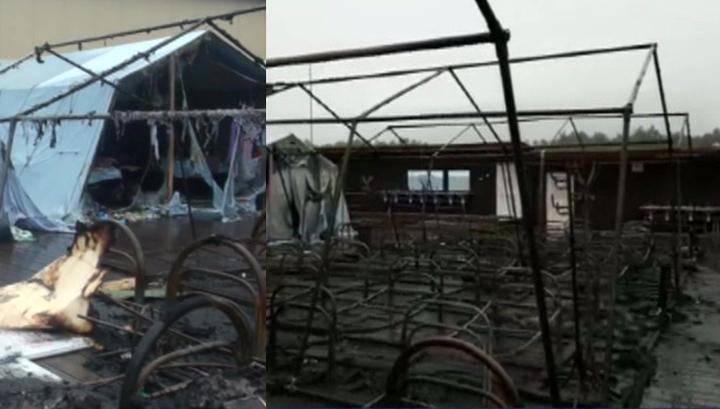 ЧП в палаточном лагере: детей не смогли перевезти в больницы Хабаровска