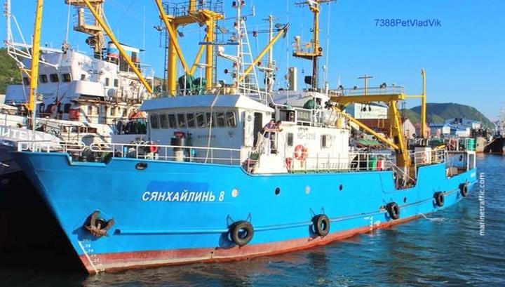 Посольство КНДР: задержанное судно вернется в Россию после проверки