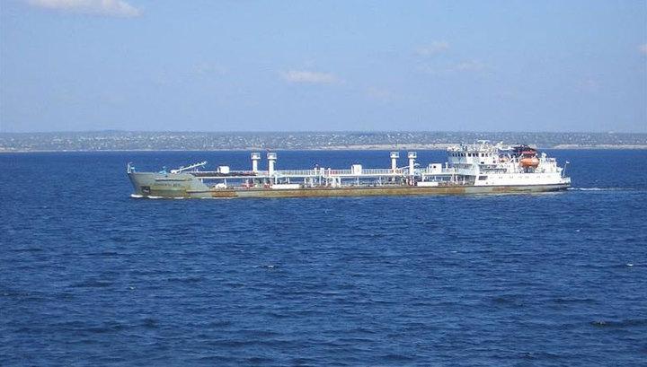 Моряки рассказали подробности задержания танкера Nika Spirit