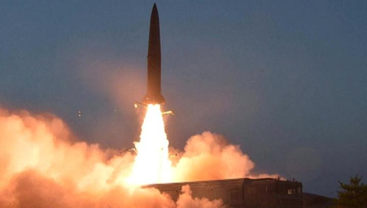 КНДР: запуск тактических ракет был предупреждением для Южной Кореи