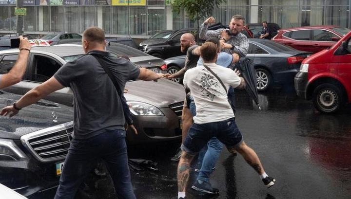 Стали известны новые подробности нападения на бывшего президента Украины