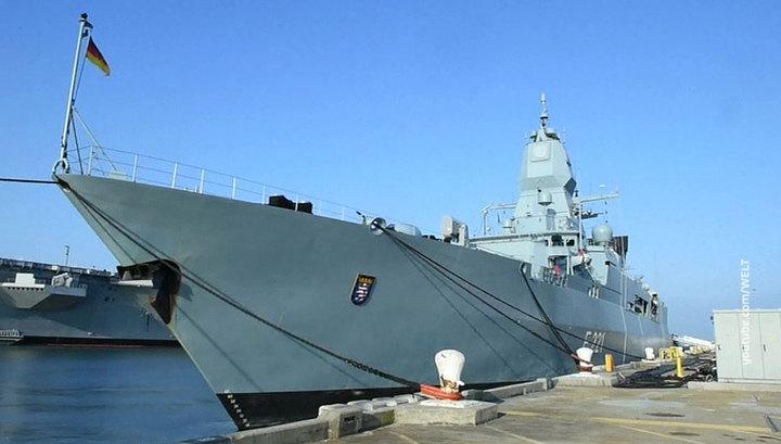 Германия отказалась от участия в операции в Персидском заливе