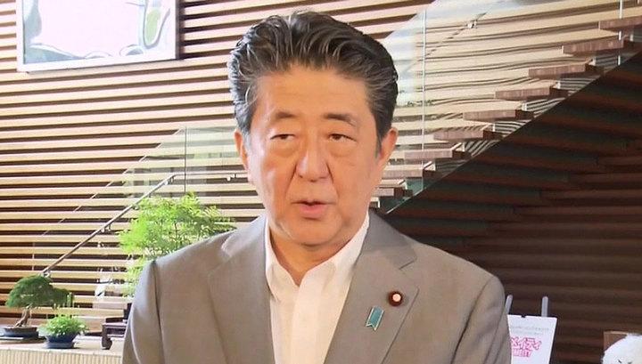 Премьер Японии Абэ: пуски северокорейских ракет не угрожали безопасности страны