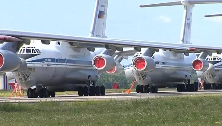 Пожары в Сибири: военные самолеты будут вылетать по 20 раз в сутки