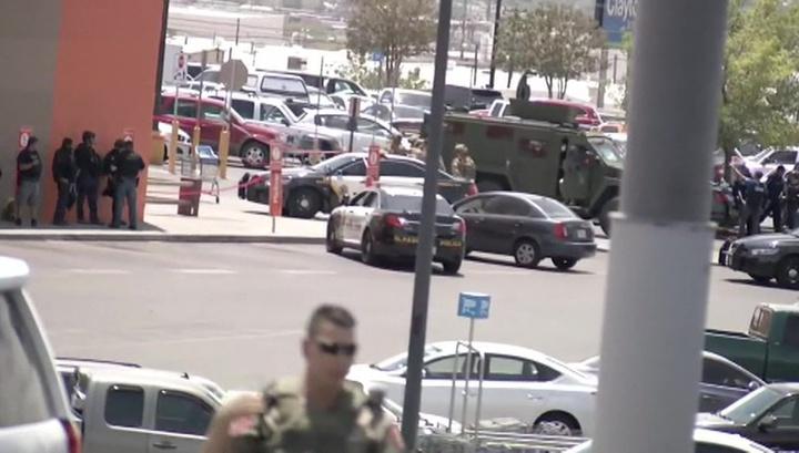 В результате стрельбы в Техасе погибли несколько человек