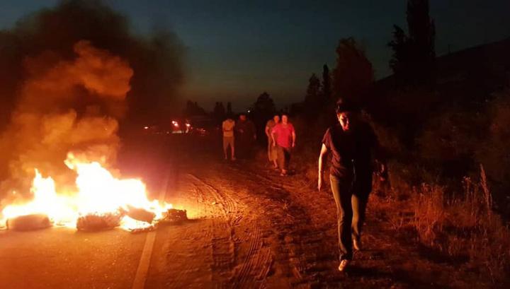 При штурме резиденции Атамбаева погиб один боец спецназа