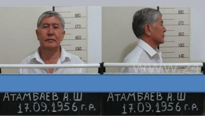 Атамбаеву предъявили обвинения еще по двум делам