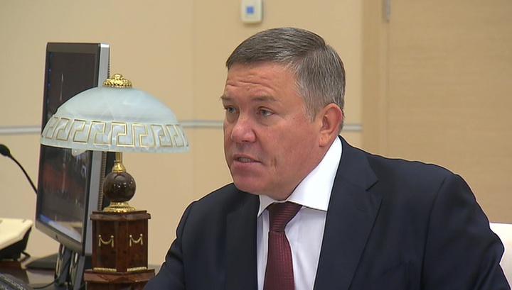 Путин ответил на просьбу Кувшинникова