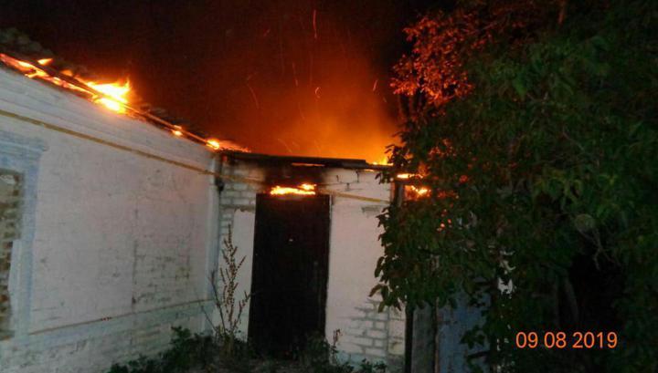 Басурин: многострадальное Коминтерново обстреливают, не позволяя заехать пожарным