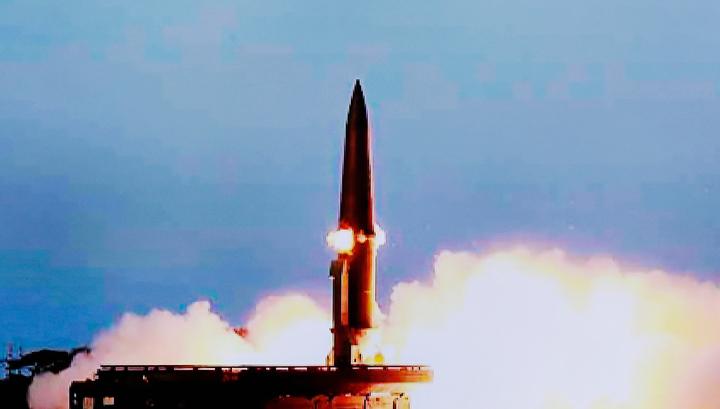 В КНДР отреагировали на учения США и Южной Кореи запуском неопознанных снарядов