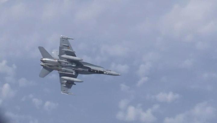 В НАТО заявляют, что не знали, к чьему самолету приближались