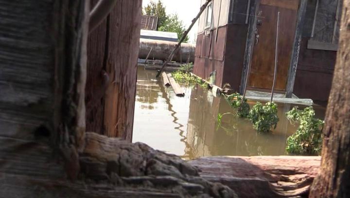 Четвертая волна паводка: в Хабаровске - готовность номер один