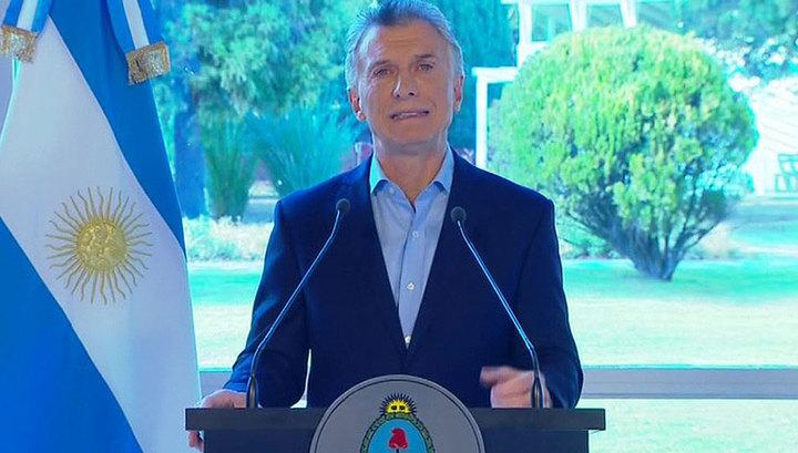 Политический крах президента Макри: о ситуации в Аргентине