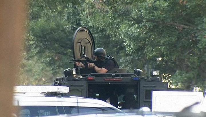 Филадельфийский стрелок сдался полиции после 7 часов сопротивления