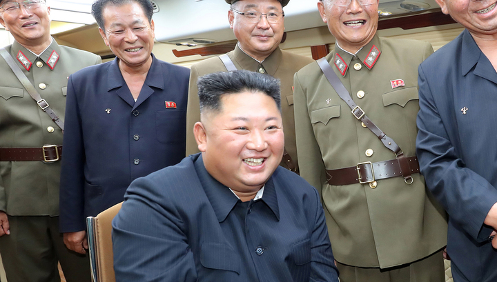 КНДР произвела очередной запуск снарядов в сторону Японского моря