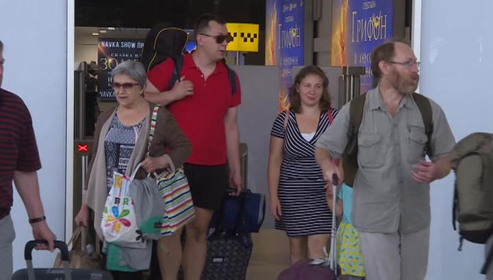 Пассажиры самолета А321 долетели до Крыма