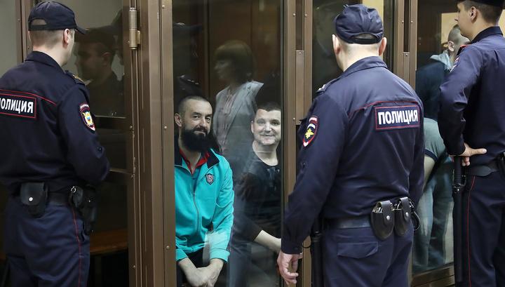 Продление ареста шестерым украинским морякам признано законным