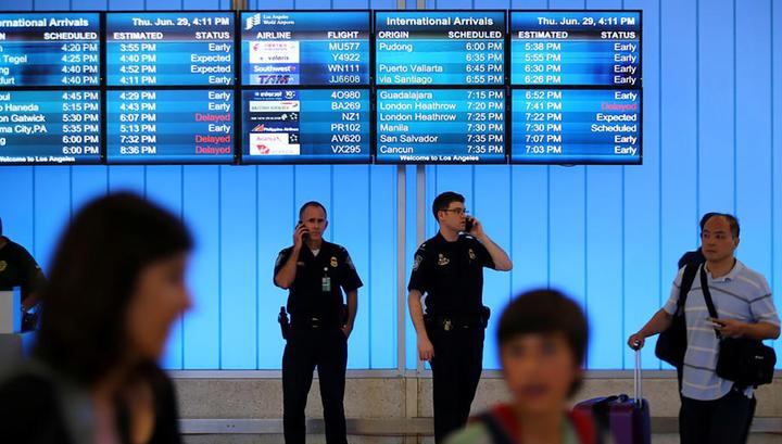 Сбой в работе системы таможенного контроля США устранен