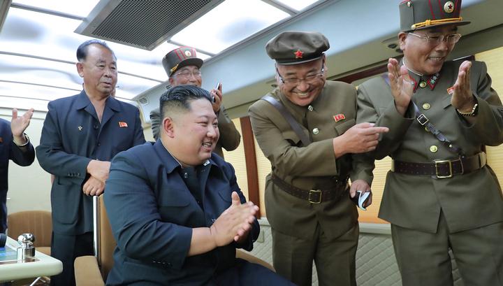 КНДР вновь испытала новое оружие