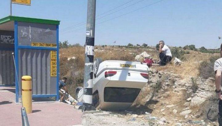 Террорист направил автомобиль на остановку с людьми в Израиле