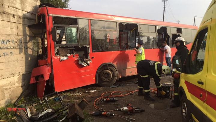 Смертельное ДТП с автобусом в Перми: число пострадавших возросло до 32