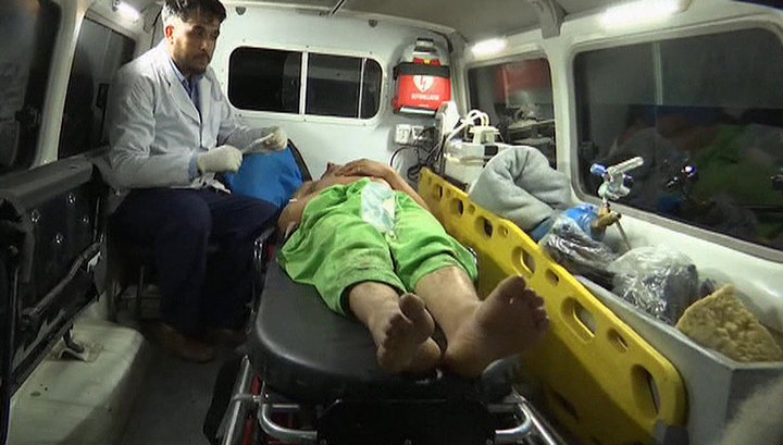 Теракт на свадьбе в Кабуле: погибли 40 человек, пострадали 100