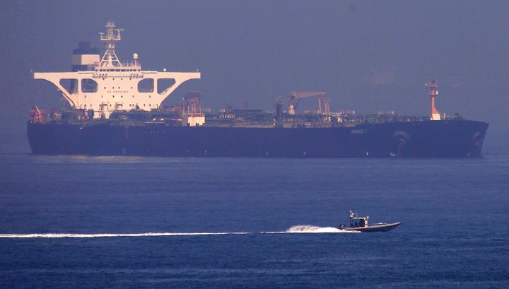 Гибралтар выпустил иранский танкер