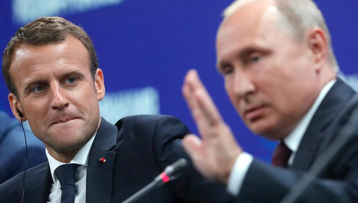 СМИ Франции: диалог Парижа и Москвы пойдет на пользу всей Европе