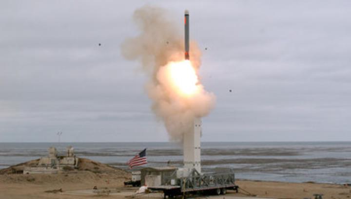 США испытали ракету, запрещенную ДРСМД