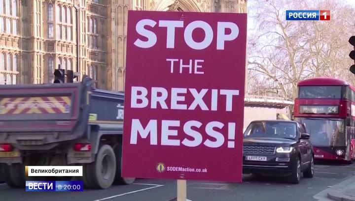 """Операция """"Овсянка"""": правительство Британии готовится к беспорядкам после Brexit"""