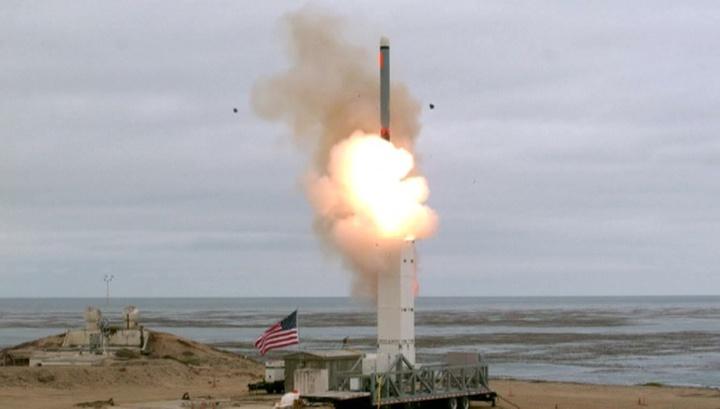 Путин отреагировал на испытание Штатами запрещенной ДРСМД ракеты