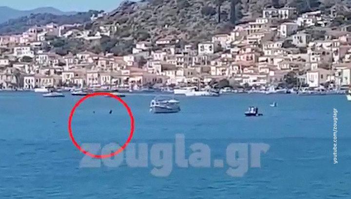 В российском посольстве подтвердили гибель двух россиян в Греции