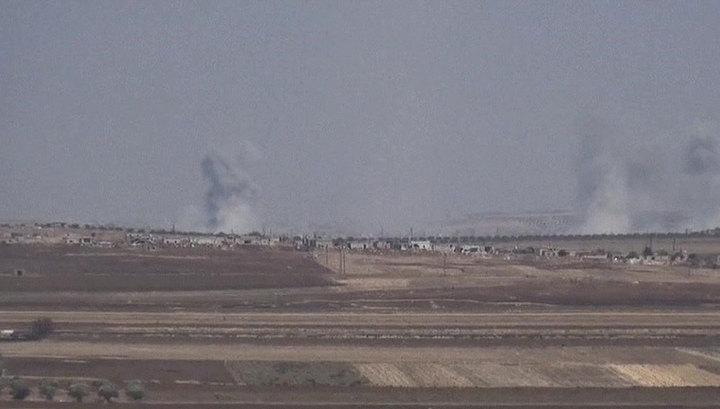 Армия САР продолжает освобождение города Хан-Шейхун в провинции Идлиб