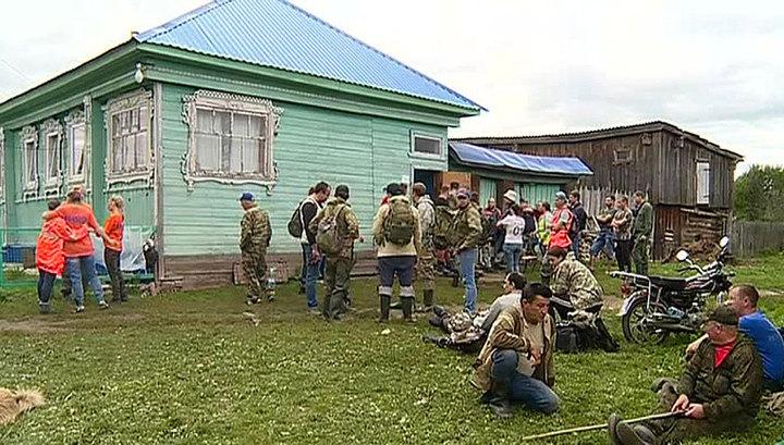 В лесу под Нижним Новгородом найдены следы пропавшей 5-летней девочки