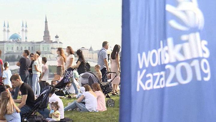 Готовность номер один: до старта чемпионата WorldSkills остаются сутки