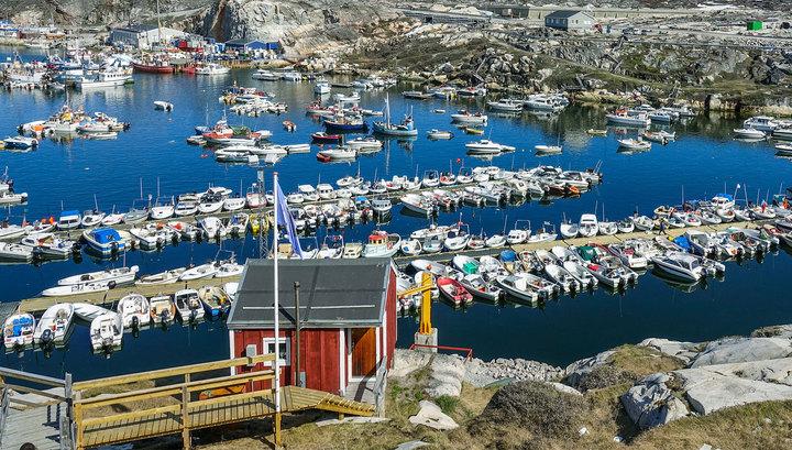Гренландия хочет стать государством, а не продаться