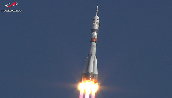 """Корабль """"Союз"""" с роботом-космонавтом вышел на орбиту"""