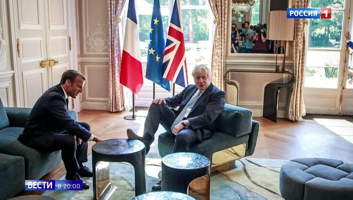 Борису Джонсону дали понять: с выходом из ЕС лучше поторопиться